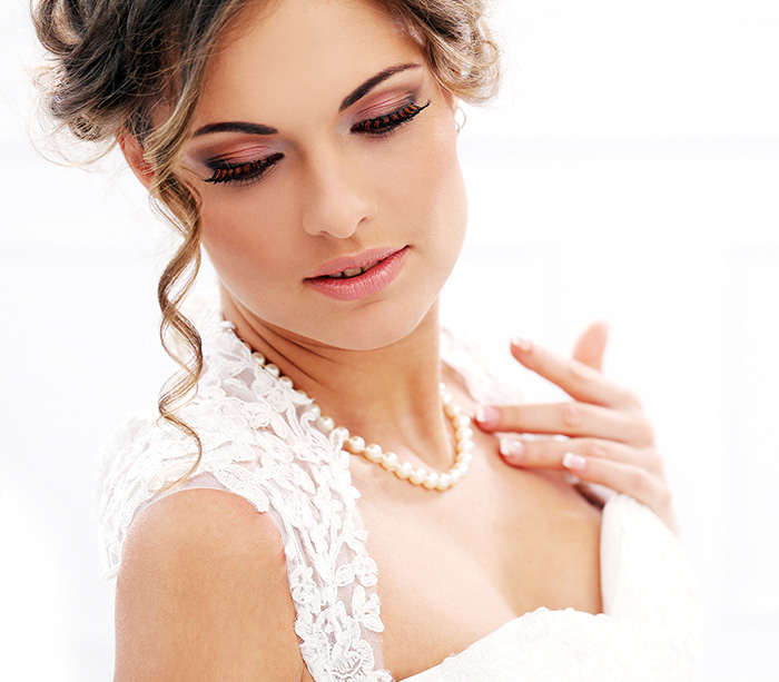 Perły na ślub