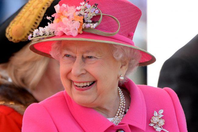 Perły Królowej Elżbiety II | fot. Andrew Parsons/Zuma